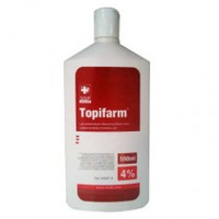 Topifarm Bleaching 4% Body Lotion 17-6oz/500ml