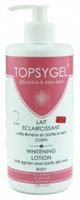Topsygel Whitening Lotion 16.8 oz / 500 ml