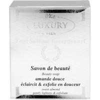 White Luxury  Almond Beauty Soap 7 oz /200g