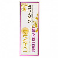 DRM4 MIRACLE Shea Butter Lightneing Cream Tube 50ml / 1.7oz