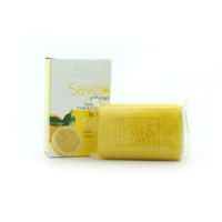 Fair & White Lemon Exfoliating Soap 7oz / 200g