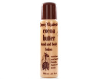 Queen Elisabeth Cocoa Butter Hand and Body Lotion 28 oz / 800 ml