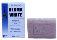 Derma White Exfoliating, Lightening Soap 7 oz /200g
