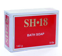 SH18 Bath Soap (Red) 5 oz / 140 g