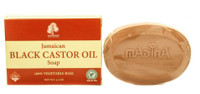 Madina Jamaican Black Castor Oil Soap 3.5 oz