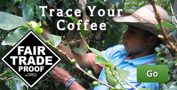 Track your coffee to the source