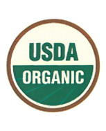 All coffee certified USDA Organic