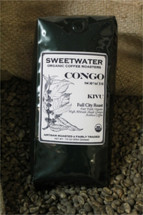 Congo Full City Roast Fair Trade Organic Coffee