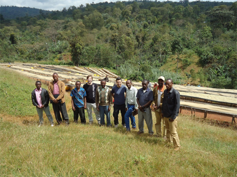 Yirgacheffe Group Visit