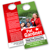 4.25 X 11 Door Hangers (16pt Glossy Card Stock)