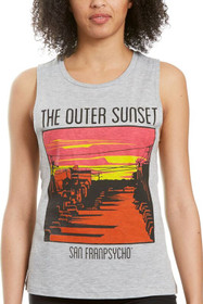 Outer Sunset Muscle Tee