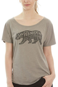 California Bear Dolman