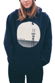 Sutro Tower Pullover Hoodie