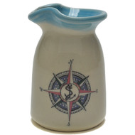 Mini Creamer - Compass Rose