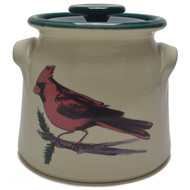 Bean Pot, 2 QT - Cardinal