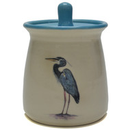 Sugar Jar - Heron