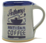 Anthony's Artisan Coffee Mug