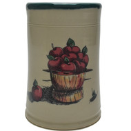 Utensil Holder - Apple Basket