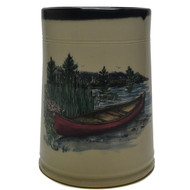 Utensil Holder - Canoe