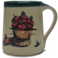 Coffee Mug - Apple Basket