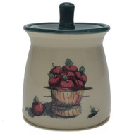 Sugar Jar - Apple Basket