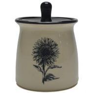 Sugar Jar - Sunflower