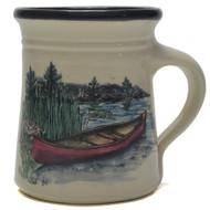 Flare Mug - Canoe