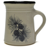 Flare Mug - Pinecone