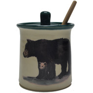 Honey Pot - Black Bear
