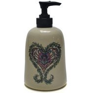 Soap Dispenser - Heart