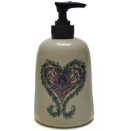 Soap Dispenser - Heart
