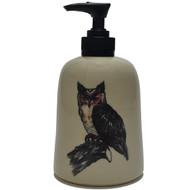 Soap Dispenser - Owl