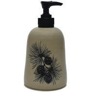 Soap Dispenser - Pinecone