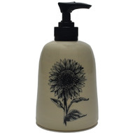 Soap Dispenser - Sunflower