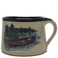 Soup Mug - Canoe