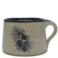 Soup Mug - Pinecone