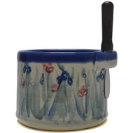 Dip Bowl with Spreader Knife - Emily's Flowers