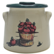 Bean Pot, 2 QT - Apple Basket