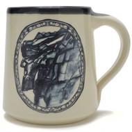 Coffee Mug - Old Man on the Mountain
