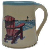Coffee Mug - Adirondack Chair