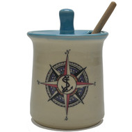 Honey Pot - Compass Rose