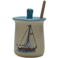 Honey Pot - Sailboat