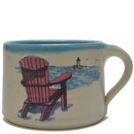 Soup Mug - Adirondack Chair
