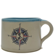 Soup Mug - Compass Rose