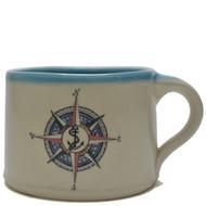 Soup Mug - Compass Rose