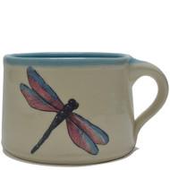Soup Mug - Dragonfly