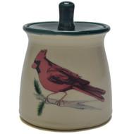 Sugar Jar - Cardinal
