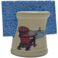 Sponge Holder - Adirondack Chair
