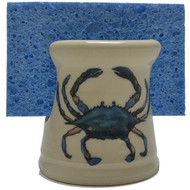 Sponge Holder - Crab