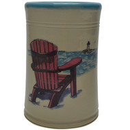 Utensil Holder - Adirondack Chair